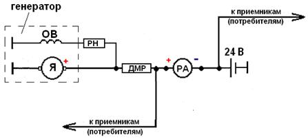Принципиальная схема на иономер и-130